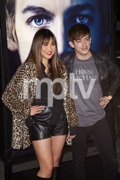 """Games of Thrones"" PremiereJenna Ushkowitz, Kevin McHale 3-18-2013 / TCL Chinese Theater / Hollywood CA / HBO / Photo by Kevin Kozicki - Image 24267_0103"