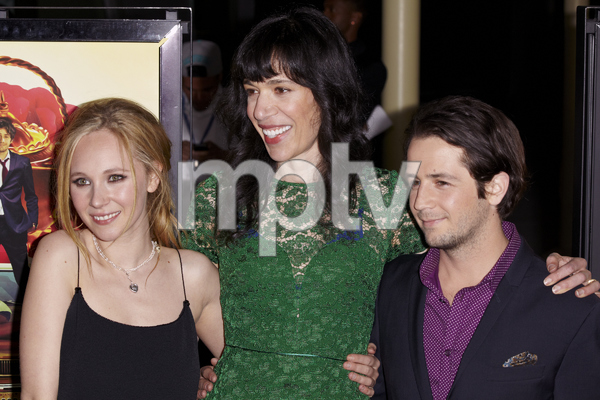 """""""The Brass Teapot"""" PremiereJuno Temple, Ramaa Mosley, Michael Angarano3-21-2013 / ArcLightr / Hollywood CA / magnolia Pictures / Photo by Kevin Kozicki - Image 24268_0035"""