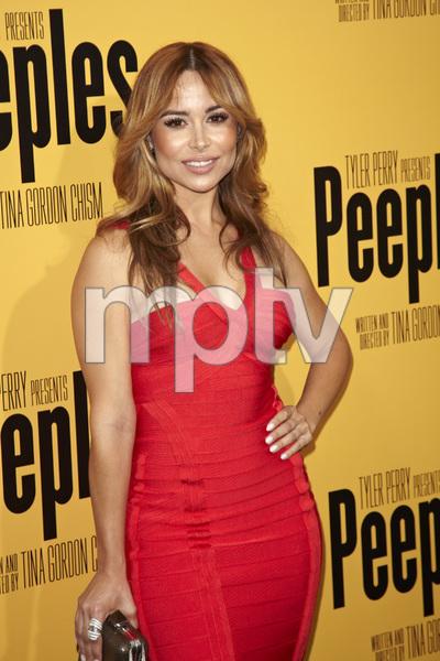 """Peeples"" PremiereZulay Henao5-8-13 / ArcLightr / Hollywood CA / Lionsgate/ 24th Street Films / Photo by Kevin Kozicki - Image 24272_0022"