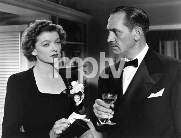 """Fredric March and Myrna Loy in """"The Best Years of Our Lives"""" 1946 RKO Radio Pictures** I.V. - Image 24287_0023"""