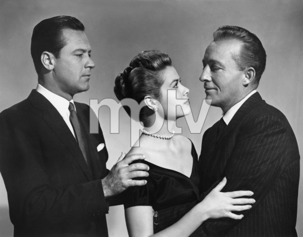 """The Country Girl"" Grace Kelly, William Holden, Bing Crosby1954 Paramount ** I.V. - Image 24287_0090"