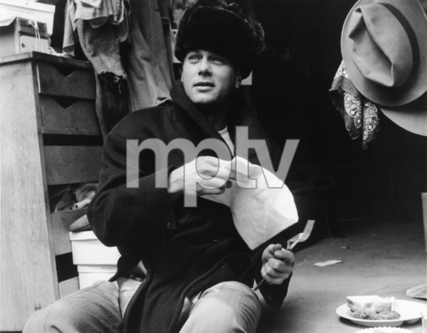 "Tony Curtis during the making of ""The Defiant Ones""1958 MGM** I.V. - Image 24287_0125"