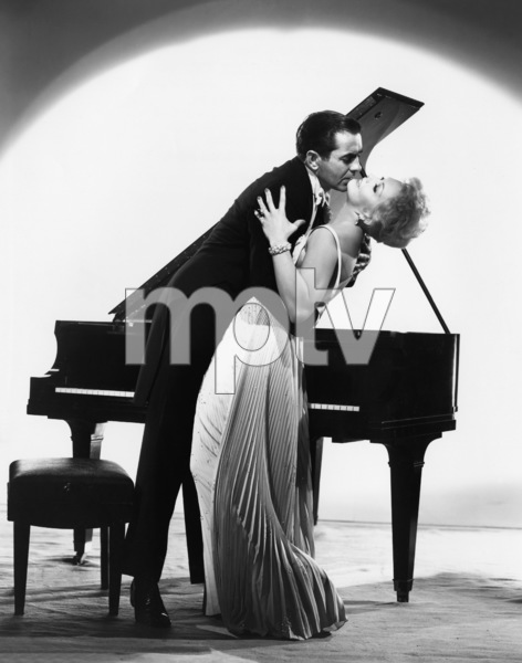 """The Eddy Duchin Story"" Tyrone Power, Kim Novak1956 Columbia  ** I.V. - Image 24287_0142"