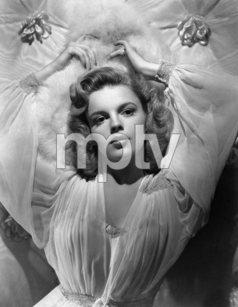 Judy Garland circa mid 1940s** I.V. - Image 24287_0168