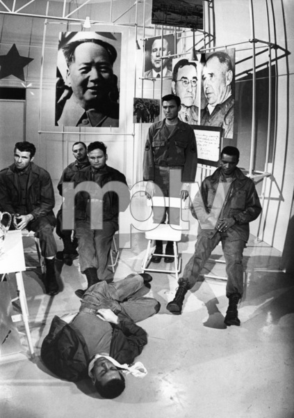 """The Manchurian Candidate"" Laurence Harvey1962 MGM** I.V. - Image 24287_0184"