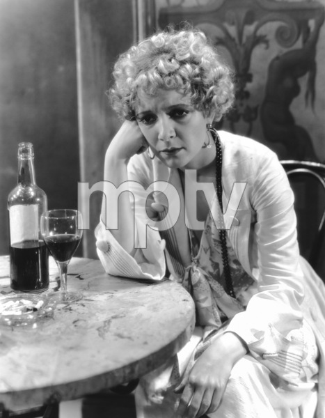 """The Sin of Madelon Claudet"" Helen Hayes1931 MGM ** I.V. - Image 24287_0185"