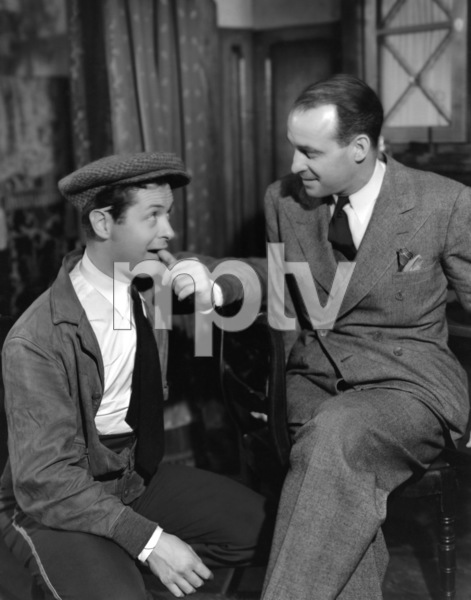 """Night Must Fall"" Robert Montgomery, director Richard Thorpe 1937 MGM** I.V. - Image 24287_0270"