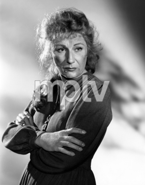 "Judith Anderson in ""Pursued"" 1947 Warner Brothers ** I.V. - Image 24287_0289"