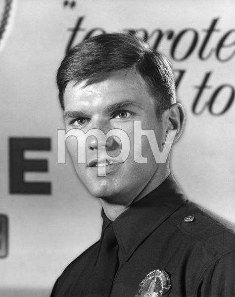 """Kent McCord in """"Adam-12""""circa 1968** B.D.M. - Image 24293_0064"""