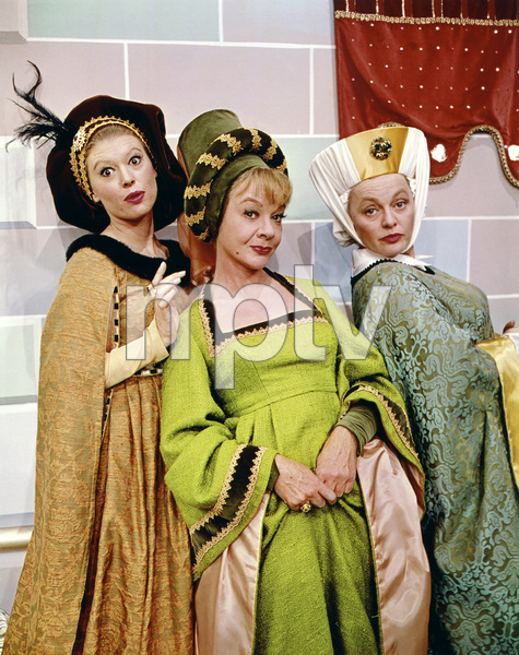 "Barbara Ruick, Jo Van Fleet and Pat Carroll in ""Cinderella""1965** B.D.M. - Image 24293_0101"