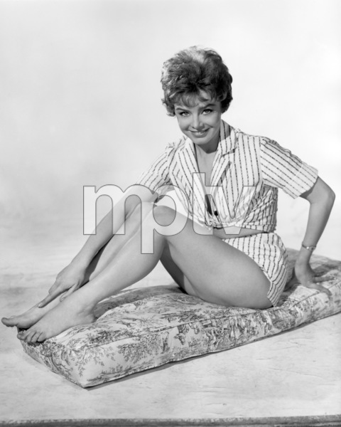 """Janet Munro publicity for """"The Day the Earth Caught Fire""""1961 Universal** B.D.M. - Image 24293_0292"""