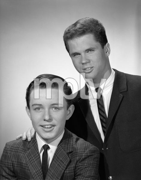 "Jerry Mathers and Tony Dow in ""Leave It to Beaver""circa 1960** B.D.M. - Image 24293_0378"