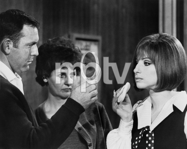 "Barbra Streisand on the set of ""On a Clear Day You Can See Forever""1970 Paramount** B.D.M. - Image 24293_0399"