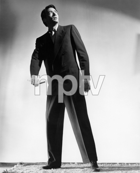 """Gregory Peck in """"Spellbound""""1945 UA** B.D.M. - Image 24293_0433"""