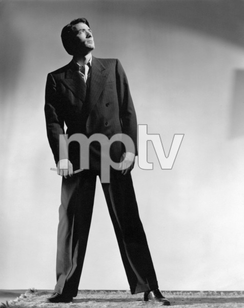 """Gregory Peck in """"Spellbound""""1945 UA** B.D.M. - Image 24293_0434"""