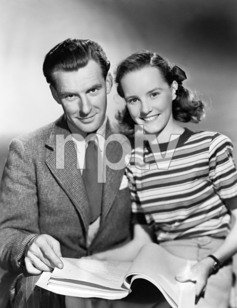 """Petula Clark in a publicity portrait for """"Easy Money""""1948 Gainsborough PicturesPhoto by John Jay** B.D.M. - Image 24293_0505"""