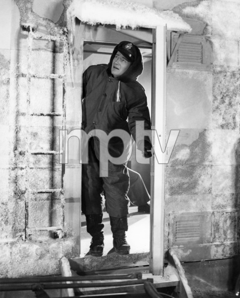 "John Wayne in ""Jet Pilot""1957 RKO** B.D.M. - Image 24293_0622"