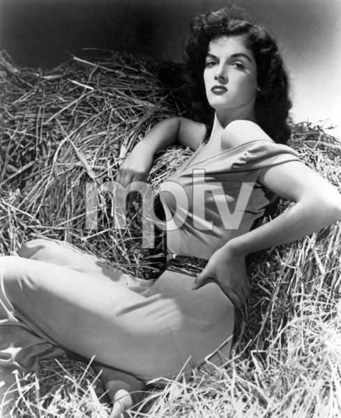 """Jane Russell in """"The Outlaw""""1943** B.D.M. - Image 24293_0635"""