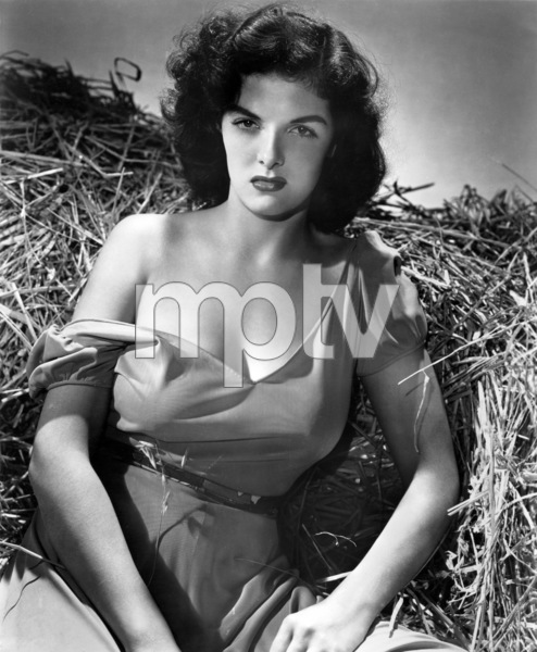 """Jane Russell in """"The Outlaw""""1943** B.D.M. - Image 24293_0636"""