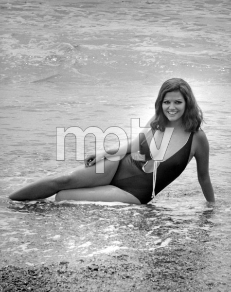 """Claudia Cardinale in """"The Hell with Heroes""""1968 Universal** B.D.M. - Image 24293_0713"""