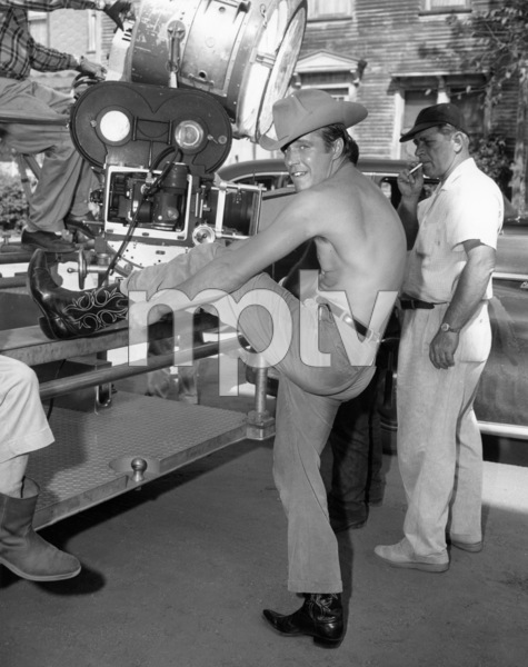 """George Peppard in """"Home From the Hill""""1960 MGM** B.D.M. - Image 24293_0951"""