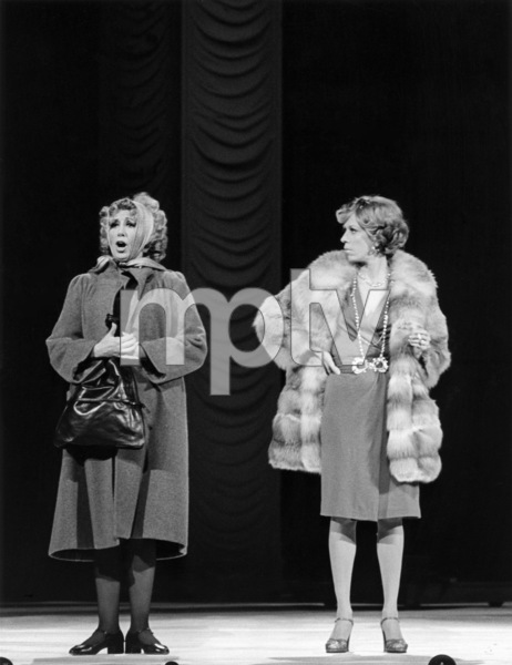 "Beverly Sills and Carol Burnett in ""Sills and Burnett at the Met""1976** B.D.M. - Image 24293_1037"