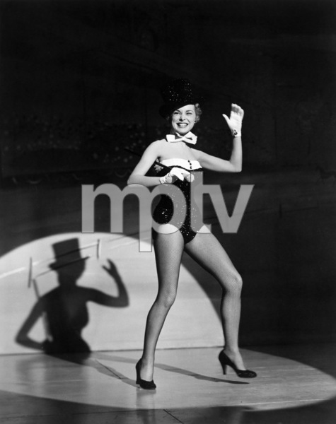 """Janet Leigh in """"Walking My Baby Back Home""""1953 Universal** B.D.M. - Image 24293_1059"""