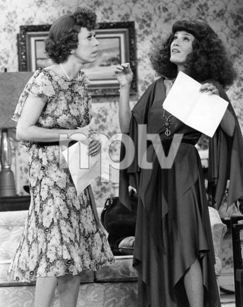 """""""The Carol Burnett Show""""Carol Burnett, Madeline Kahncirca 1970s** B.D.M. - Image 24293_1175"""
