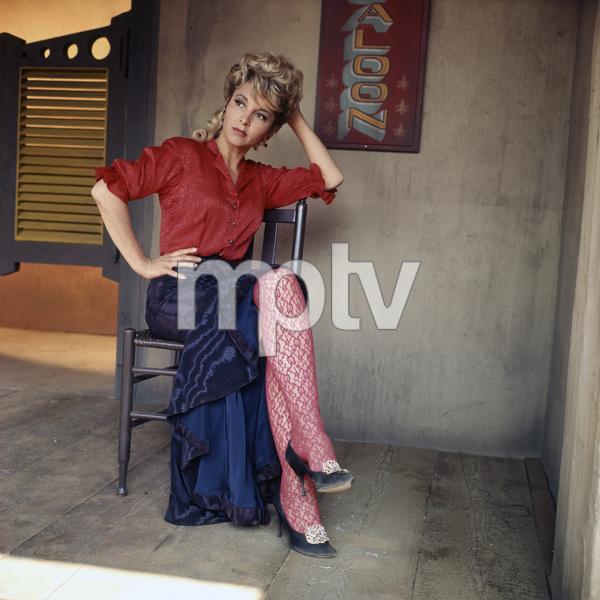"Beverly Garland in ""Laredo""1965** B.D.M. - Image 24293_1243"