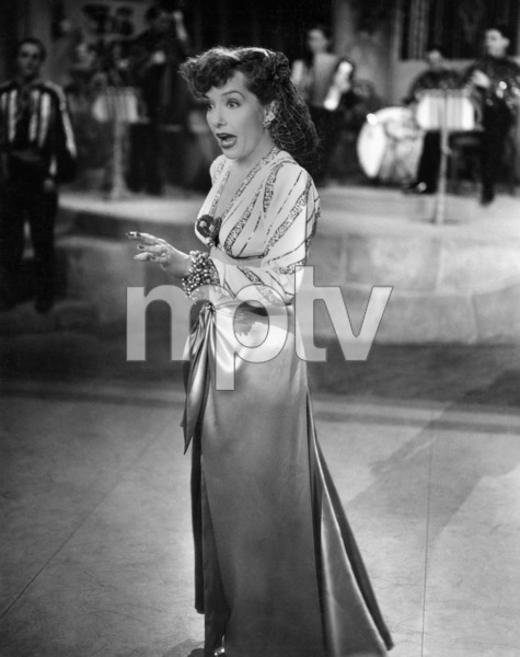 "Lupe Velez in ""Six Lessons from Madame La Zonga""1941 Universal** B.D.M. - Image 24293_1365"