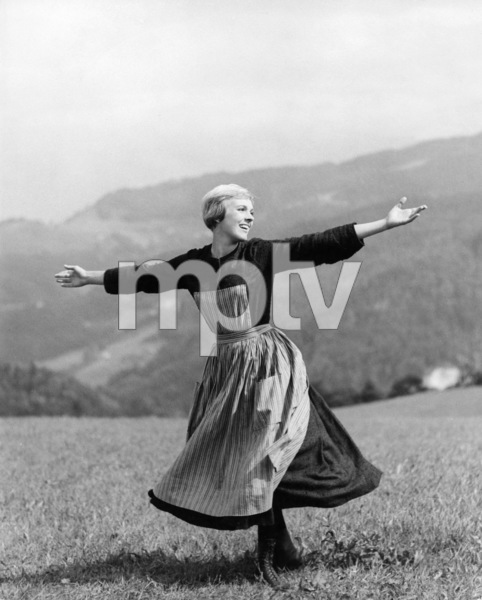 """Julie Andrews in """"The Sound of Music""""1965 20th Century Fox** B.D.M. - Image 24293_1366"""