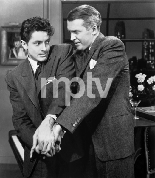 "Farley Granger and James Stewart in ""Rope""1948 Warner Bros.** B.D.M. - Image 24293_1466"