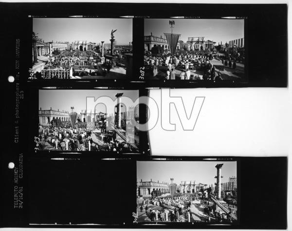 """Cleopatra""1963 20th Century-Fox** B.D.M. - Image 24293_1499"