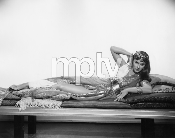 """Linda Christian in """"Slaves of Babylon""""1953 ColumbiaPhoto by Bell** B.D.M. - Image 24293_1596"""