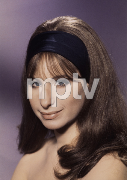 "Barbra Streisand in a hair test for ""Funny Girl""1968 Columbia** B.D.M. - Image 24293_1640"