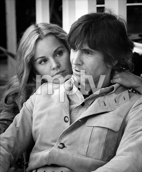 """Tuesday Weld and Anthony Perkins in """"Play It As It Lays""""1972 Universal** B.D.M. - Image 24293_1650"""