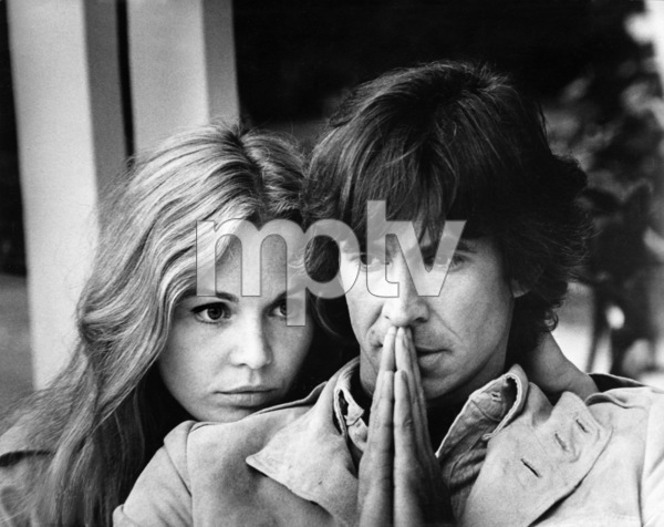 """Tuesday Weld and Anthony Perkins in """"Play It As It Lays""""1972 Universal** B.D.M. - Image 24293_1655"""