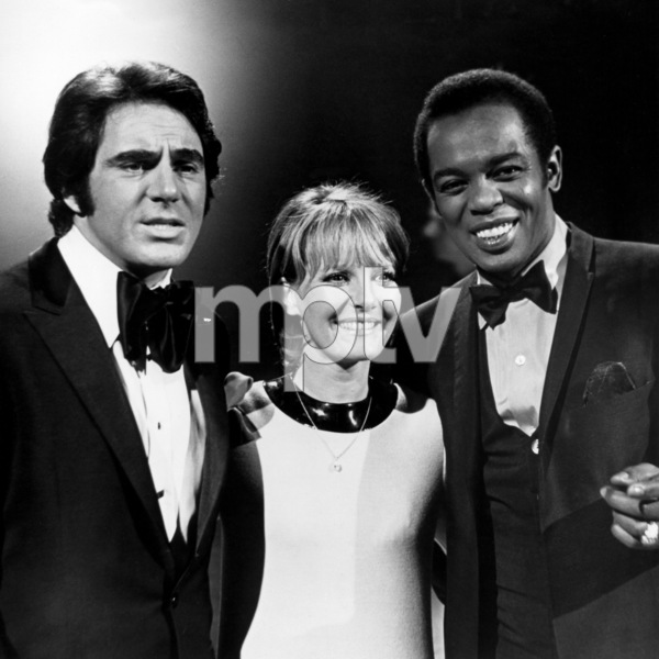 """Kraft Presents Petula Clark"" Anthony Newley, Petula Clark, Lou Rawls1970** B.D.M. - Image 24293_1755"