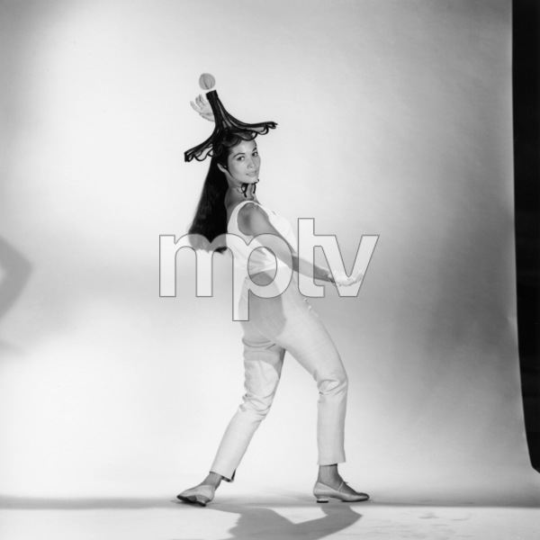 "Nancy Kwan in ""Flower Drum Song""1961 Universal** B.D.M. - Image 24293_1868"