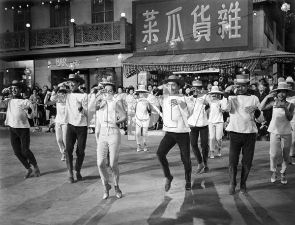 """Nancy Kwan in """"Flower Drum Song""""1961 Universal** B.D.M. - Image 24293_1875"""