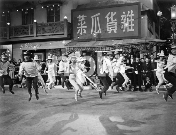 """Nancy Kwan in """"Flower Drum Song""""1961 Universal** B.D.M. - Image 24293_1876"""
