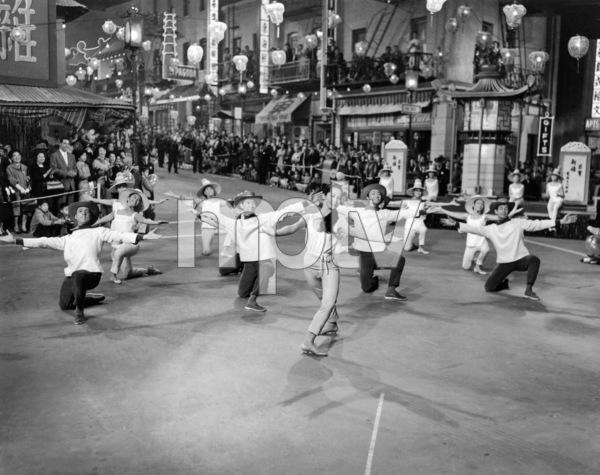 """Nancy Kwan in """"Flower Drum Song""""1961 Universal** B.D.M. - Image 24293_1877"""