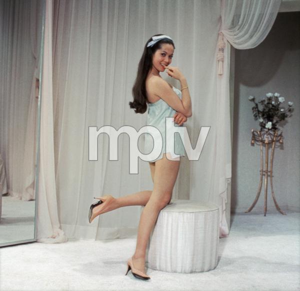 """Nancy Kwan in """"Flower Drum Song""""1961 Universal** B.D.M. - Image 24293_1880"""