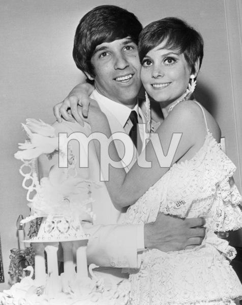 Jon Peters and Lesley Ann Warren wed in Las VegasMay 13, 1967** B.D.M. - Image 24293_1986