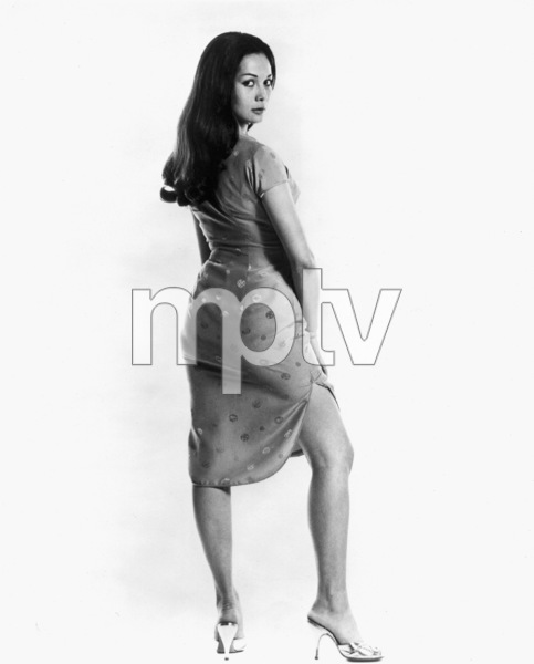 """Nancy Kwan in """"The World of Suzie Wong"""" 1960 Paramount** B.D.M. - Image 24293_1991"""