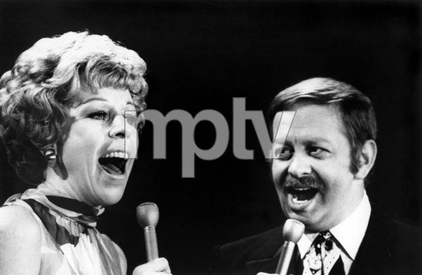 "Carol Burnett and Mel Torme on ""The Carol Burnett Show""1970** B.D.M. - Image 24293_2000"