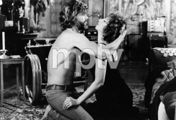 "Kris Kristofferson and Barbra Streisand in ""A Star is Born""1976 Warner Bros.** B.D.M. - Image 24293_2042"