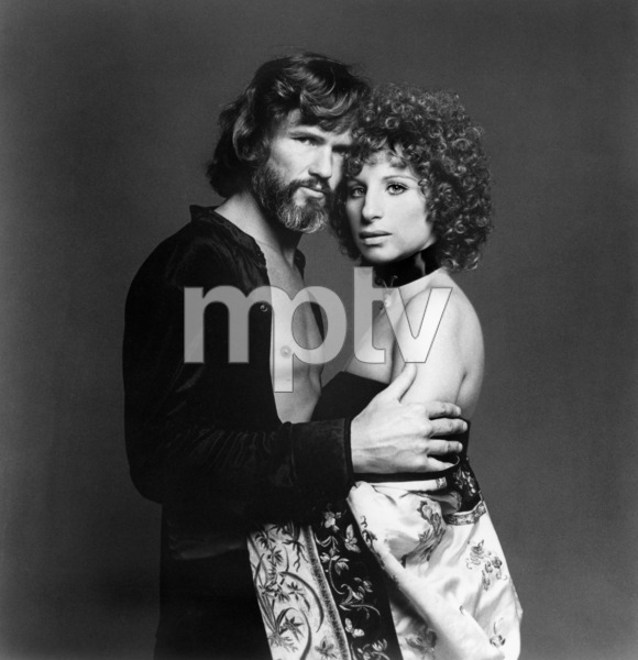 "Kris Kristofferson and Barbra Streisand in ""A Star is Born""1976 Warner Bros.** B.D.M. - Image 24293_2043"