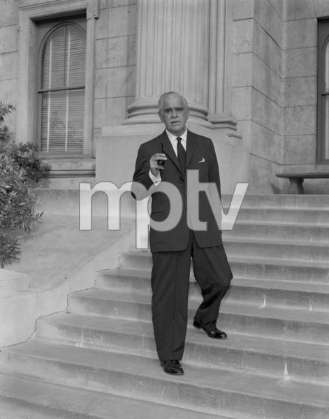 Boris Karloffcirca 1962** B.D.M. - Image 24293_2144