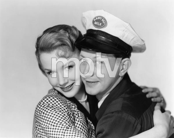 Piper Laurie and Donald O
